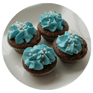muffins en Soria