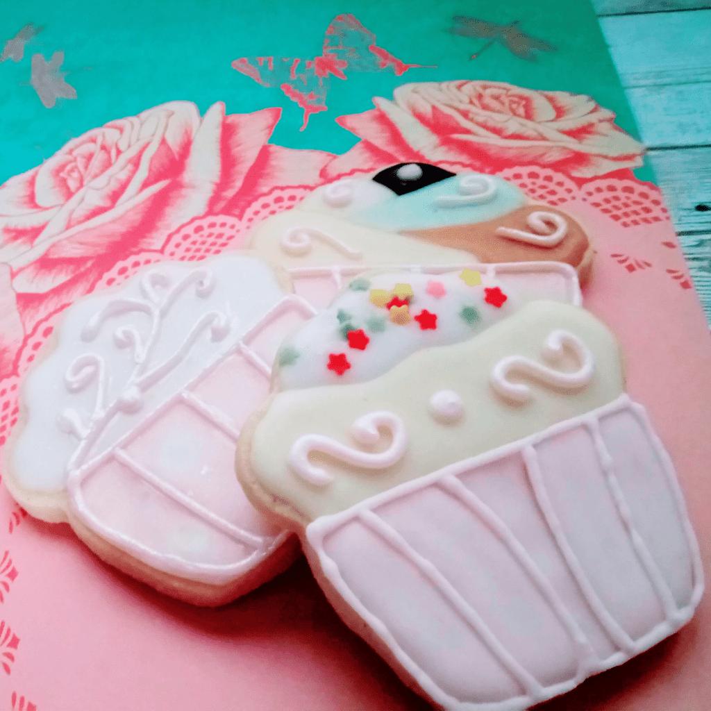 galletas con glasa real en Soria